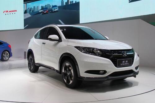 2020年6月小型SUV销量排行榜 本田缤智18265辆获得冠军