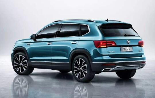 2020年6月大型SUV销量排行榜 大众途昂大幅领先得第一