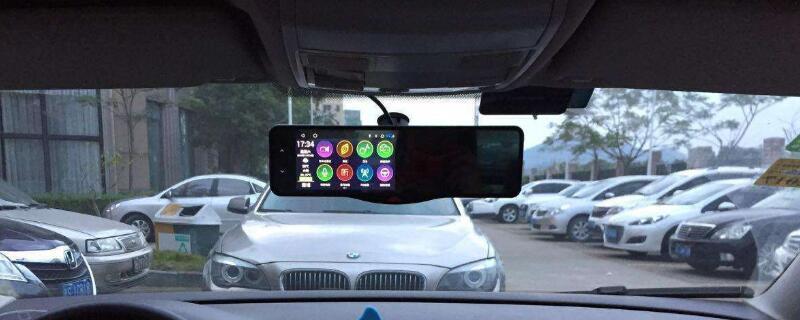 行车记录仪能拍到车里的人吗