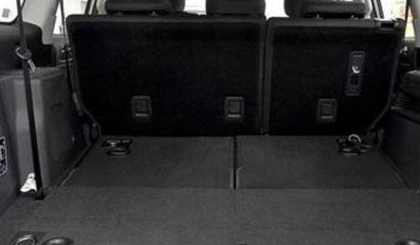 哈弗m6后排座椅放平方法