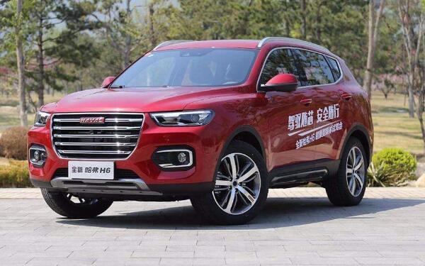 质量口碑最好的国产车 哈弗H6称霸中国suv市场