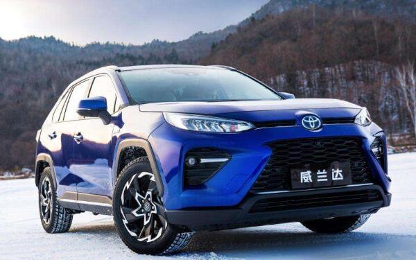 2020年丰田最新款车型 丰田推出新能源纯电动车型
