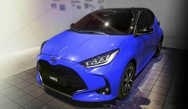 丰田雅力士2020款上市时间 将于2020年10月23日上市