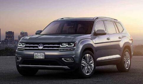 2020年7月大型SUV销量排行榜 大众途昂再拿冠军(8523辆)