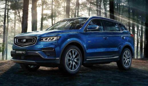 2020年7月15万SUV销量排行榜 吉利博越售出16883辆仅排第三