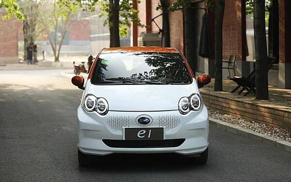 比亚迪价格最低的车 售价5.99万元的比亚迪e1怎么样