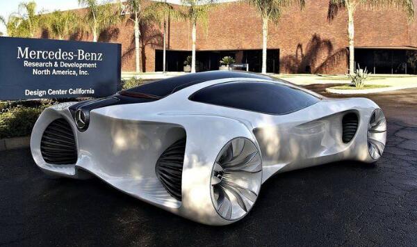 奔驰biome概念车什么时候上市 奔驰biome概念车怎么样