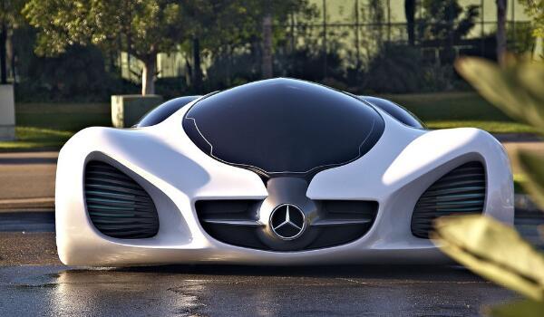 奔驰biome概念车什么时候上市 biome的外观怎么样