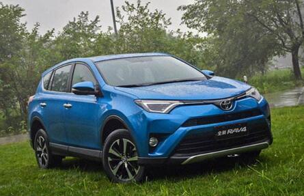 2020年8月份SUV销量排行榜(284车型版)丰田荣放4环比下降67%排41名