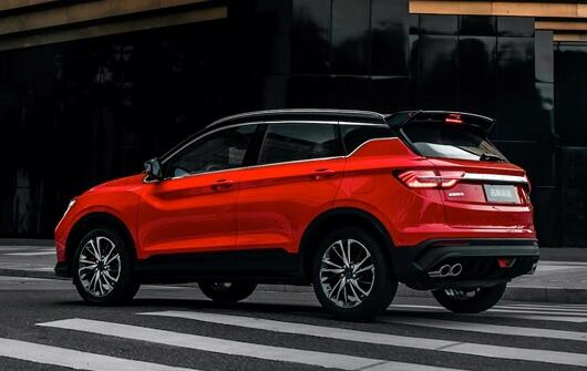 2020年8月10万SUV销量排行榜 吉利缤越比宋POR多卖5辆夺冠