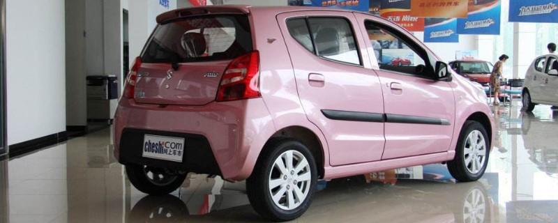 铃木小型车有几种