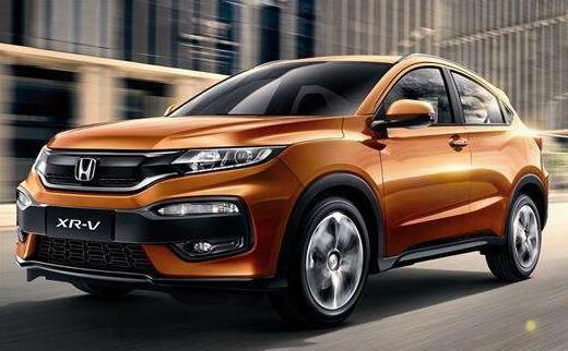 2020年9月小型SUV销量排行榜 本田XRV售出20240辆排第一