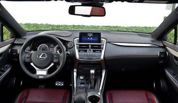 30万以上的新款SUV车型 颜值最高的新款SUV(雷克萨斯NX)