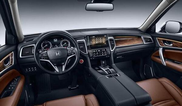 30万左右中型suv车型推荐 最佳的30万中型SUV(本田UR-V尊享版)