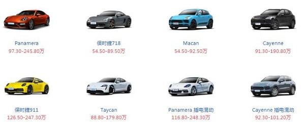 保时捷多少钱一辆最便宜的 价格最便宜的是哪款车