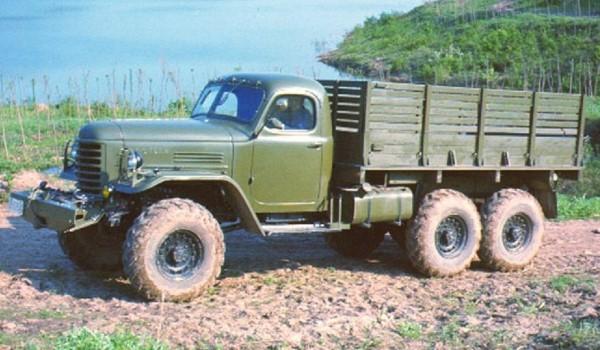 1956年新中国第一辆汽车