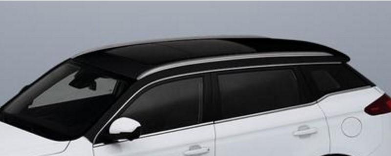 车顶贴黑膜需要备案吗