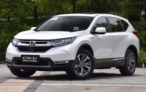 2020年10月20万SUV销量排行榜 本田CRV还是最靓的仔(销量27580)