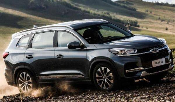 奇瑞2020新款SUV 居家神车瑞虎8