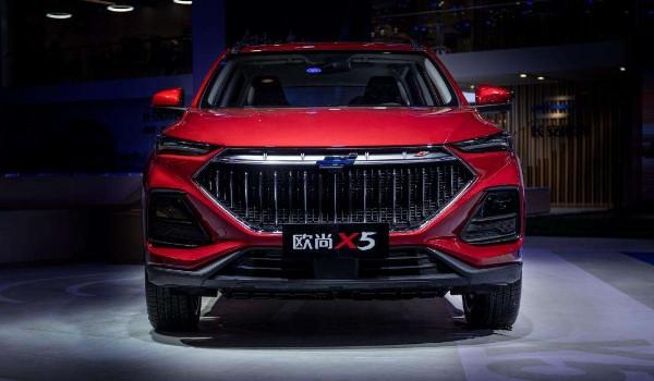 长安欧尚x5是什么发动机和变速箱