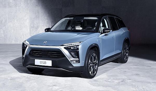 电动汽车十大名牌排名及价格 蔚来es8续航高达580km(行驶最高海拔5715米)