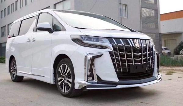 丰田7座商务车有哪几款