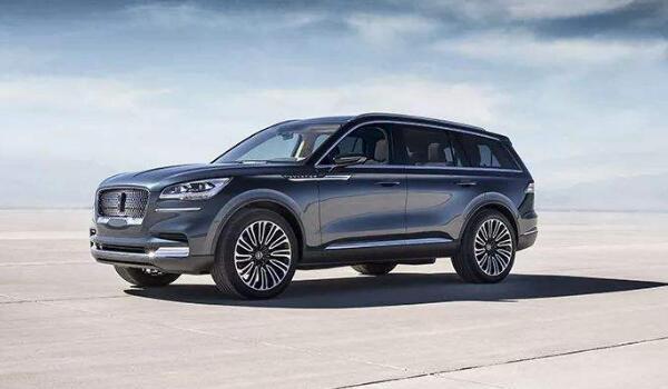2020林肯新款车型 四款车型(飞行家680牛米扭矩了解一下)