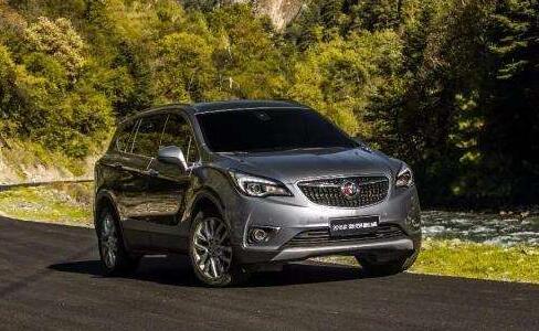 2020年11月中型SUV销量排行榜 昂科威同比上涨89.05%夺冠