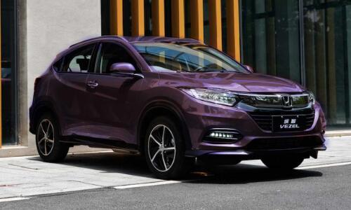 2020年11月小型SUV销量排行榜 本田缤智和本田XRV双赢