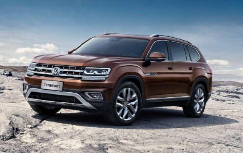 2020年11月大型SUV销量排行榜 大众途昂同比下降8.97%仍第一