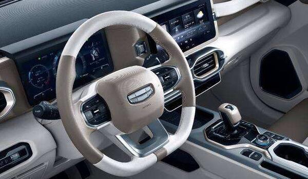 吉利icon自动挡车档位介绍 三大驾驶模式任你调节(超级节能的ECO模式)