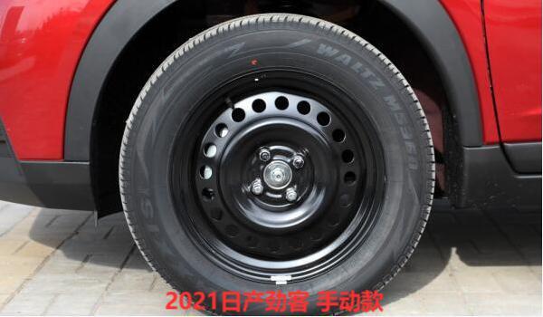 东风日产劲客轮胎多少钱一个 价格400一条