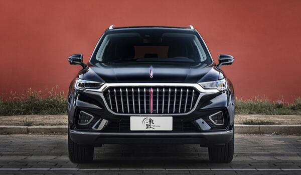红旗10万一15万越野 红旗hs5售价仅18万(高颜值中型SUV)