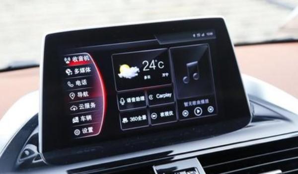 汽车中控屏怎么升级系统