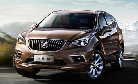 2020年12月中型SUV销量排行榜 昂科威同比大涨82.5%排第一