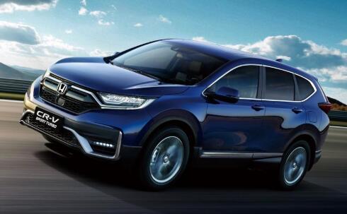 2020年12月紧凑型SUV销量排行榜 本田CRV销量大涨排第二(37579辆)
