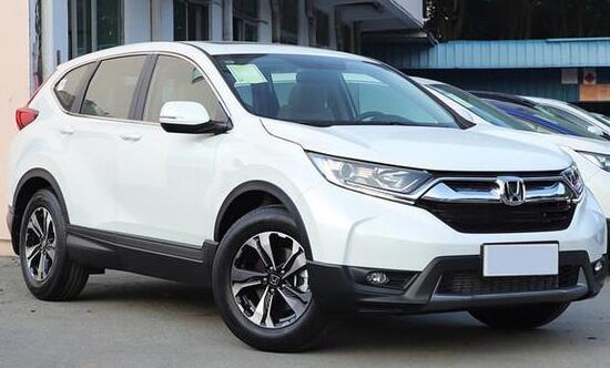 2020年12月20万SUV销量排行榜 本田CR-V售出37579辆领先各大对手