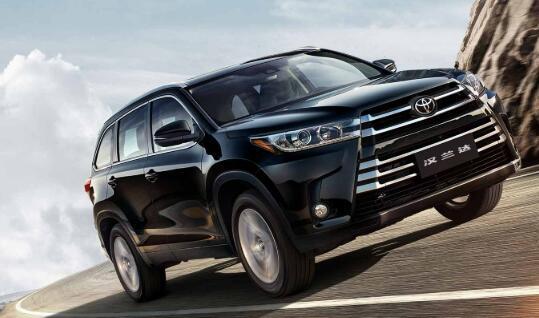 2020年12月30万SUV销量排行榜 丰田汉兰达8324新车销量夺冠