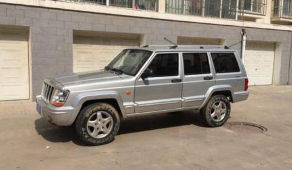 北京jeep越野所有车型 四大历史悠久北京jeep