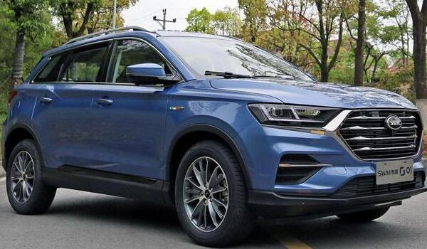 2020款斯威新款车型 三款suv任选(中型suv斯威x7仅售6万)