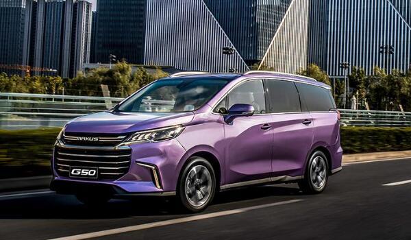 上汽大通7座商务车价格 6款车型任选(上汽大通MAXUS G50优惠价7万元)