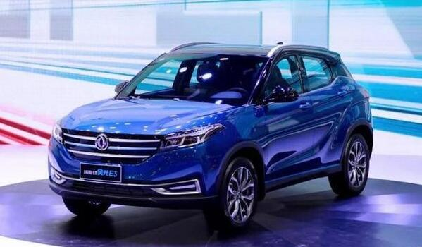 东风纯电动汽车有几款 三款新能源suv任选(风光e1仅售6万元)