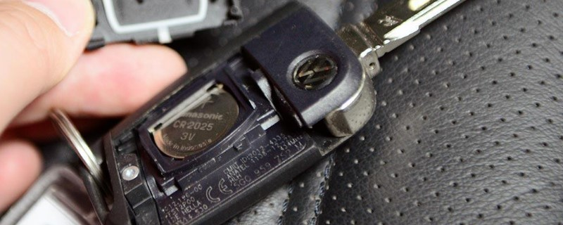 车钥匙更换电池 是非常正常的事情