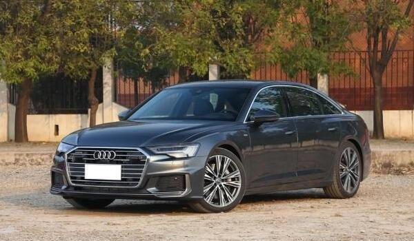 奥迪a6l新车报价2021款官方指导价 奥迪a6l官方指导价41万(车身长达5米)