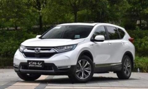 2021年1月20万SUV销量排行榜 本田CRV热卖25003辆夺冠