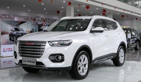 2021年1月15万SUV销量排行榜 长安CS75销量过4万只排第二