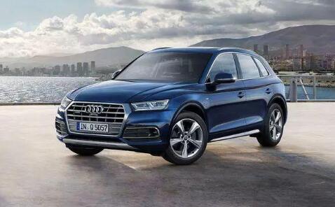 2021年1月50万SUV销量排行榜 奥迪Q5L销量最高同比上涨90.98%