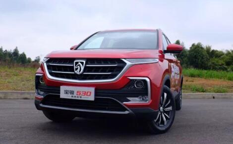 2021年3月七座SUV销量排行榜 宝骏530比汉兰达多260辆拿第一