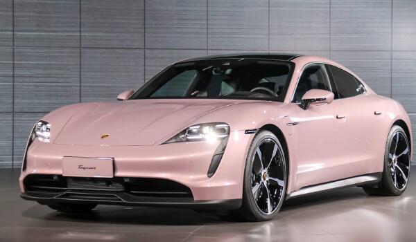 保时捷taycan粉色怎么样 十分吸引女性的目光(让人心动的颜色)