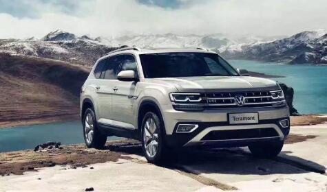 2021年2月大型SUV销量排行榜 途昂2月售出2071辆新车(第一名)